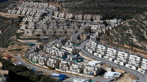 Israel advances plans for over 3,000 settler homes in occupied West Bank