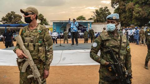 Russian mercenaries harass civilians in Central African Republic: UN