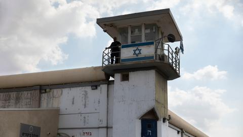 Israel blocks last recourse for Palestinian political prisoners