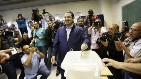 Lebanon heads to polls for first time in six years