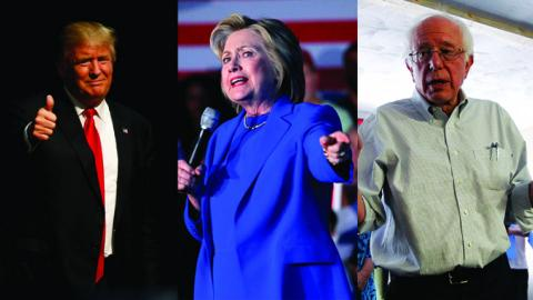 Celebs & US elections: who's supporting who?