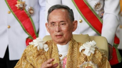 Bangkok Palace releases update on Thai King's health