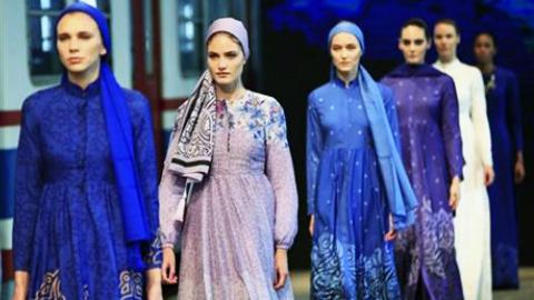 First International Modest Fashion Show wows audience