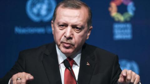 Erdogan warns EU over visa-free travel