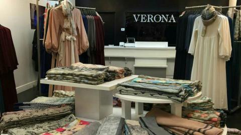 First modest fashion boutique opens in American mall