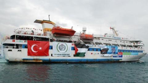 Turkey commemorates the victims of Mavi Marmara