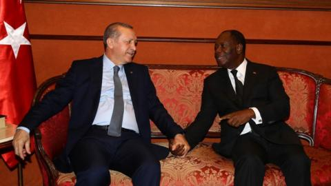 Erdogan to visit East Africa as relations boom