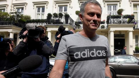 Mourinho appointed Man Utd manager on 3-year contract