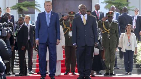 Turkey seeks deeper relations with Africa