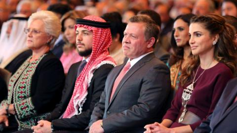 King Abdullah dissolves Jordanian parliament