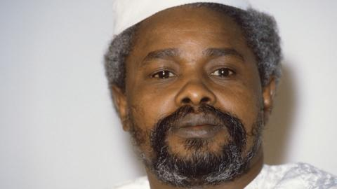 Chad's ex-ruler Hissene Habre sentenced to life in prison