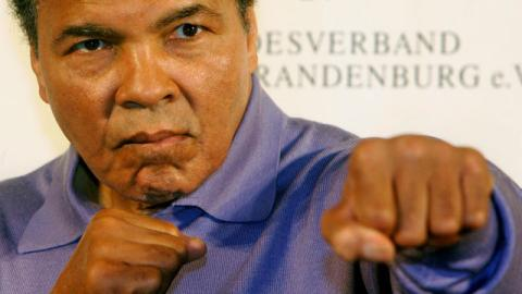 Muhammad Ali's death draws global reaction