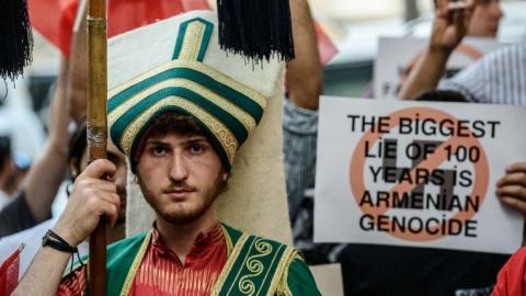 Genocide: guilty or not guilty?