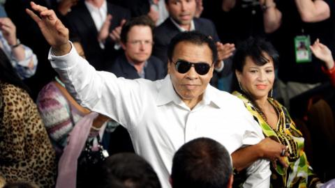 Ali's family: World can come say goodbye to 'The Greatest'