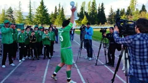 Abkhazia wins 'alternative World Cup'
