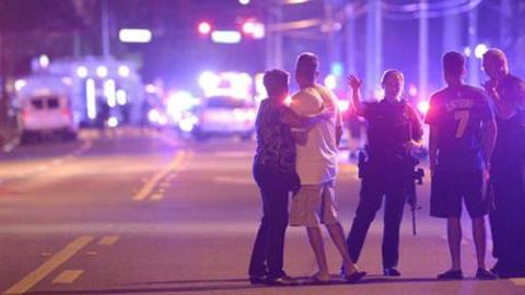 50 dead in mass shooting at nightclub in Florida