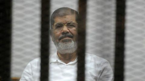 Egyptian court hands Morsi another life sentence