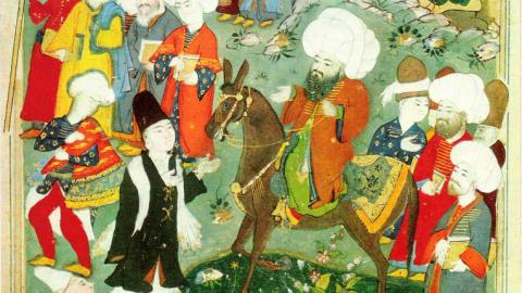 Who was Rumi? Five interesting facts