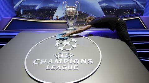 Europe's top football clubs ready for Champions League season