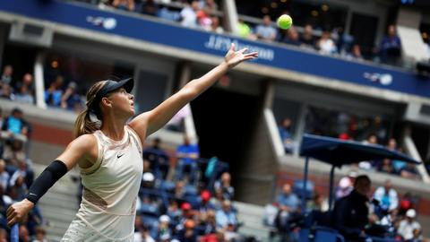 Five-time Grand Slam winner Sharapova retires
