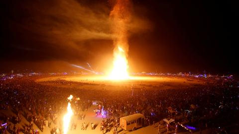 US 'Burning Man' festival founder dead after stroke
