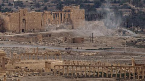 From Palmyra to Yellowstone, global heritage remains at risk