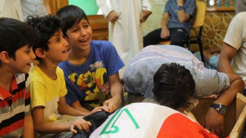 Death toll in Baghdad blast soars to 292