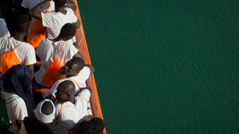 More than 15,000 migrants repatriated from Libya