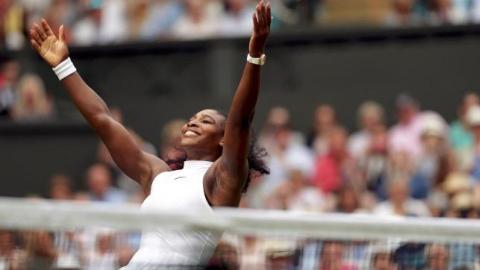 Serena Williams - The new Grand Slam queen