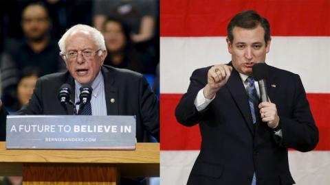 Sanders, Cruz score big wins in Wisconsin primaries