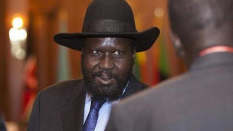 South Sudan's govt ready to accept return of rebel leader