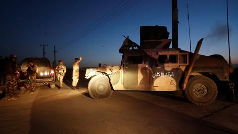 Roadside bomb kills at least 11 in Afghanistan's Farah province