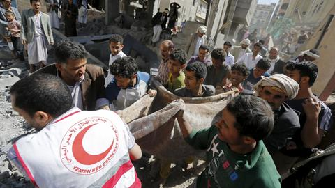 UN experts to probe war crimes in Yemen