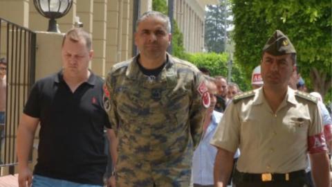 Turkish US air base commander arrested over coup plot