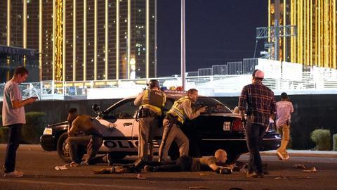 Las Vegas gunman's girlfriend denies prior knowledge of attack