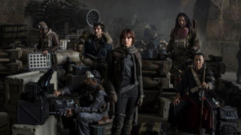 'Rogue One' unveils gritty, grounded new 'Star Wars' story