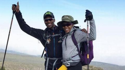 SA rally champion dies in Mandela Kilimanjaro charity climb