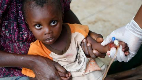 Is the UN to blame for cholera in Haiti?
