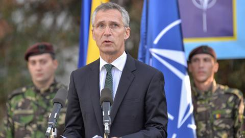 Stoltenberg says NATO does not want a