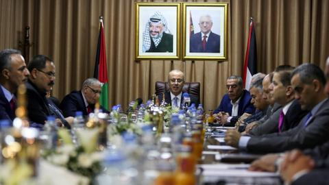 Hamas and Fatah start Palestinian unity talks in Cairo