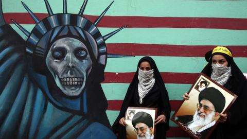 The grisly events that dot the timeline of US-Iran relations