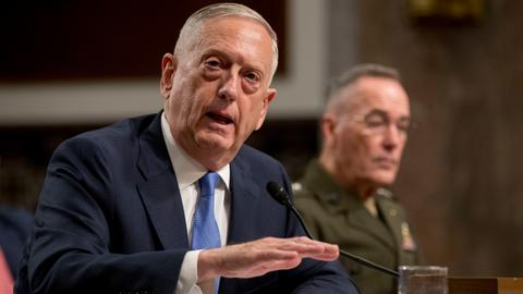 Mattis says US-Turkey military relations good despite diplomatic row