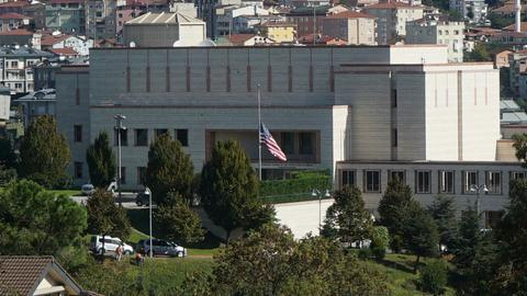 Turkey-US visa row affects tourists and nearby businesses