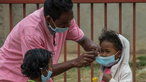Seychelles reports plague case linked to Madagascar outbreak