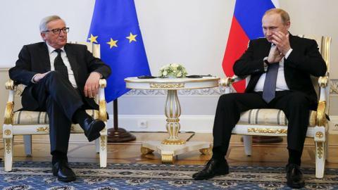 EU-Russia dialogue: Will the EU lift sanctions on Russia?