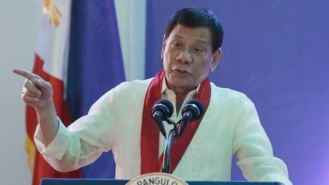 Duterte threatens to expel EU ambassadors