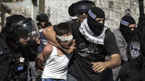 Israel arrests almost 2,000 Palestinian minors since October