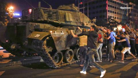 Gulenist coup attempt in Turkey: a new coup concept