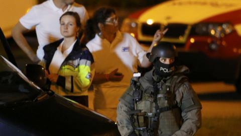 Munich mall shooting: 3 Turks among victims