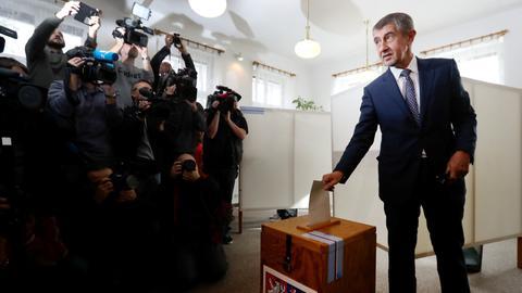 Populist billionaire Andrej Babis to be named new Czech premier